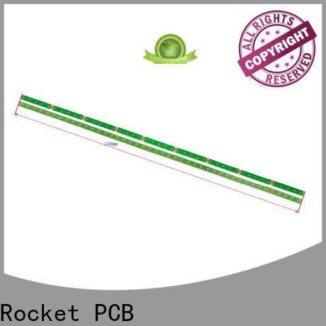 Rocket PCB long large pcb prototype board circuit smart house control
