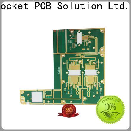 Rocket PCB process rf pcb manufacturer hot-sale instrumentation