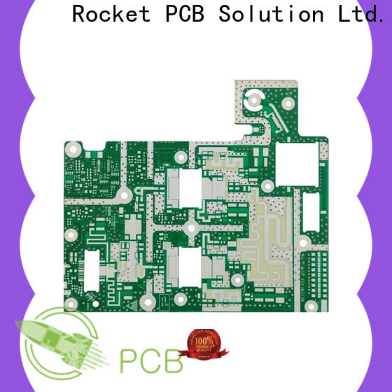 Rocket PCB customized high frequency pcb factory price instrumentation