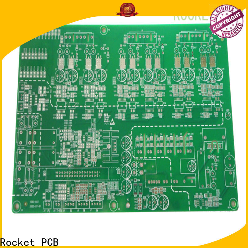 double double sided circuit board custom sided consumer security