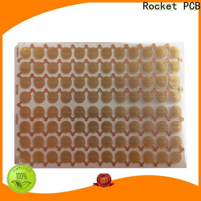 Rocket PCB multi-layer pcb flex cover-lay for automotive