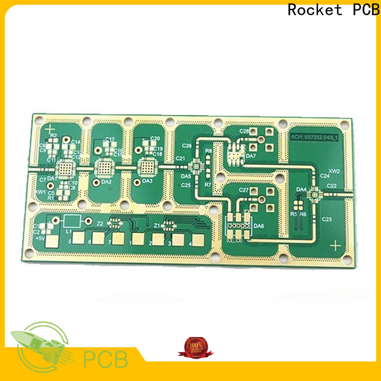 Rocket PCB multilayer pcb board fabrication cavities for sale