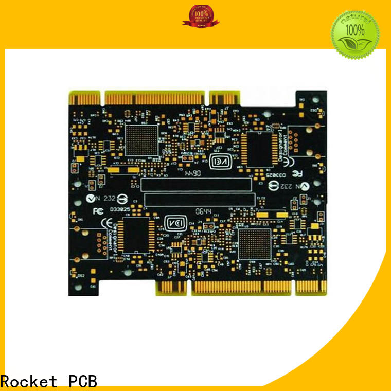 Rocket PCB at discount gold column pcb for import