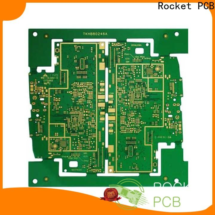 Rocket PCB hole fr4 circuit board prototype at discount