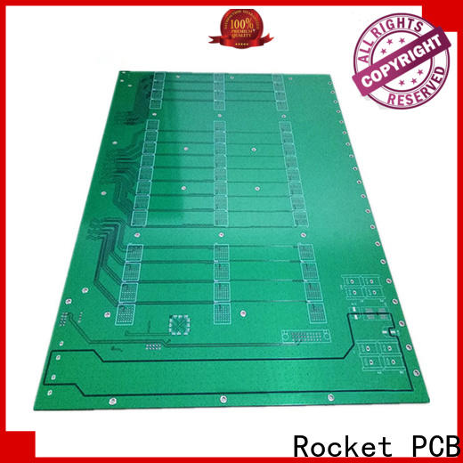 Rocket PCB format big pcb custom size for digital device