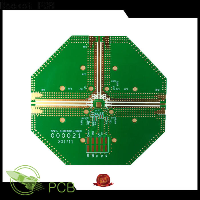 Rocket PCB mixed material pcb material for electronics