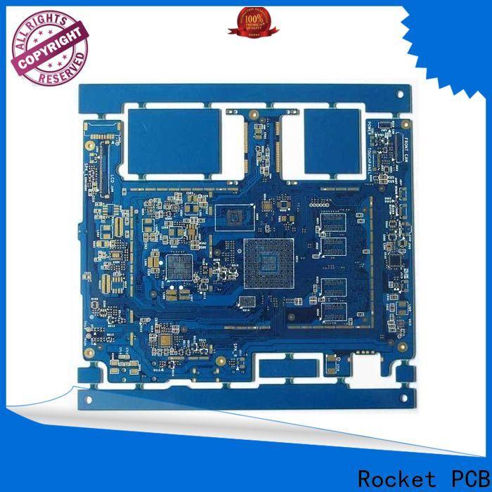 Rocket PCB HDI PCB maker density at discount