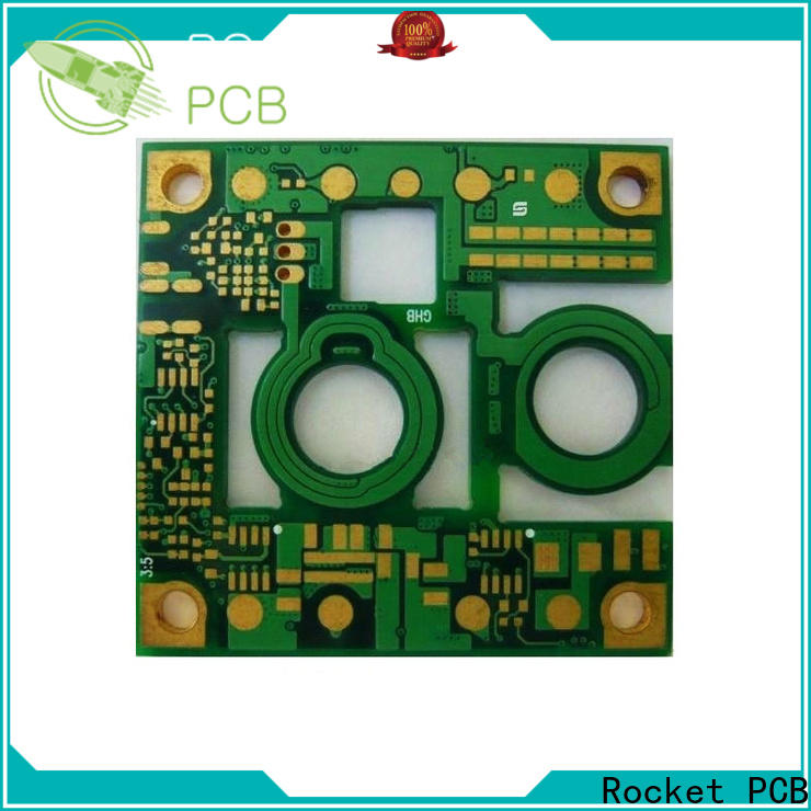 Rocket PCB heavy thick copper pcb power board for digital product