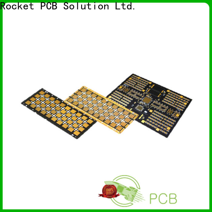 Rocket PCB custom aluminium pcb board for led circuit for digital products