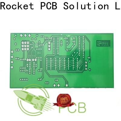 Rocket PCB bulk single sided circuit board volume consumer security
