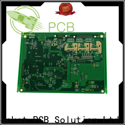 Rocket PCB copper custom pcb board for device