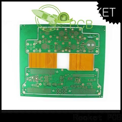 Rocket PCB circuit rigid pcb industrial equipment