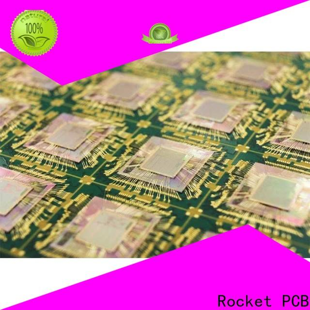 Rocket PCB professional wire bonding bulk fabrication for automotive