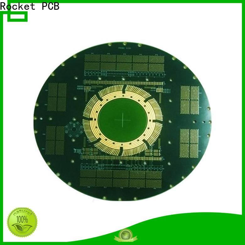 Rocket PCB packaging pcb industry communicative equipment for digital device