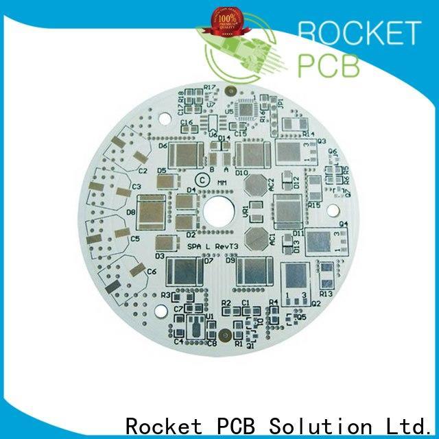printed aluminum pcb board custom control for equipment
