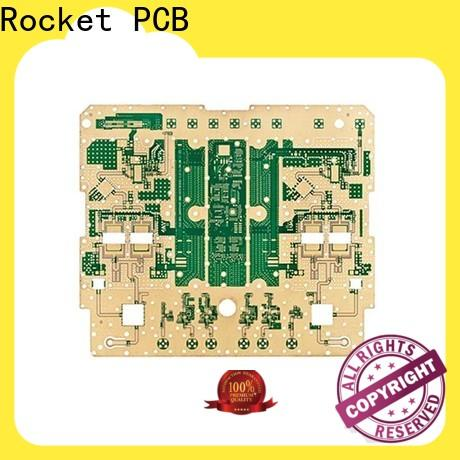 hybrid microwave PCB production board hot-sale instrumentation