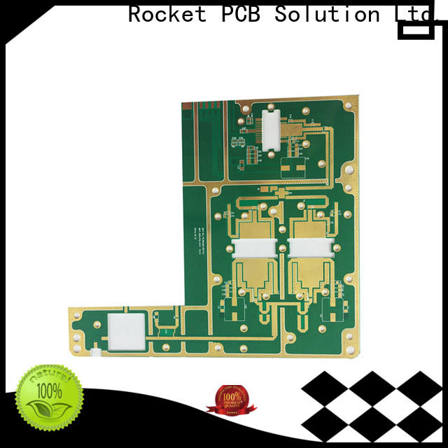 Rocket PCB customized rf pcb manufacturer hot-sale industrial usage