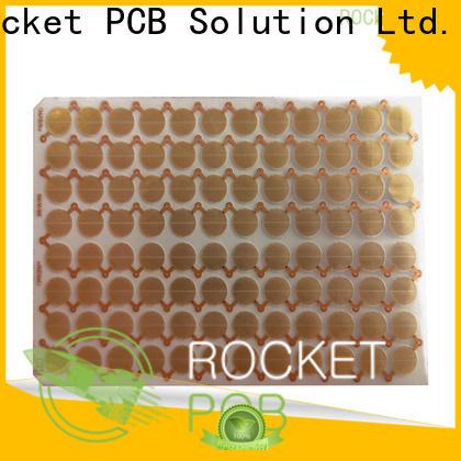 Rocket PCB board flexible printed circuit boards board medical electronics