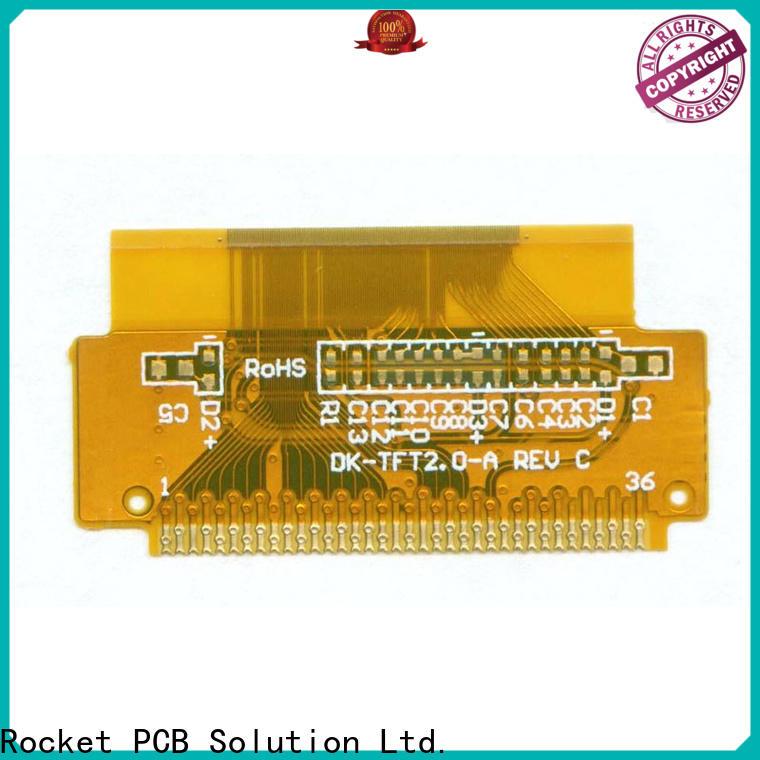 Rocket PCB core pcb flex flex medical electronics