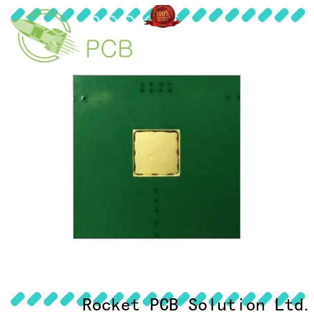 metal pwb manufacturer coinembedded pcb for electronics