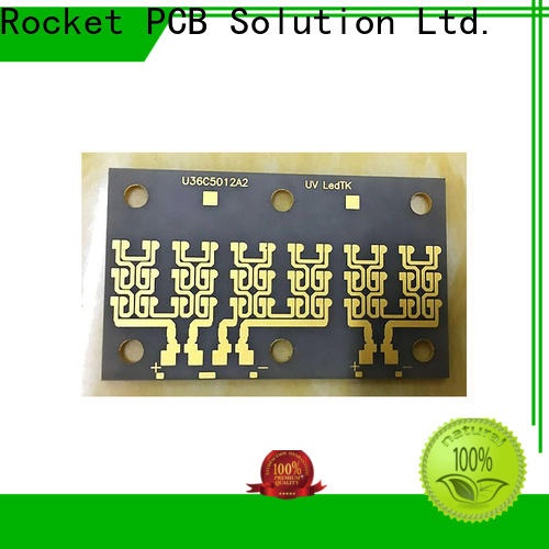 Rocket PCB thermal thick film ceramic pcb substrates for electronics