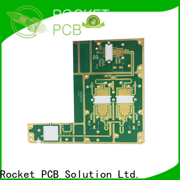 Rocket PCB customized microwave circuit board cheapest price for automotive