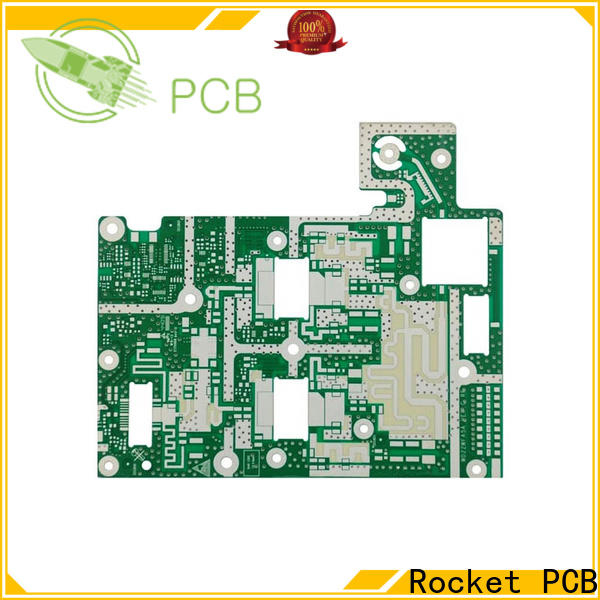 Rocket PCB rfmicrowave microwave circuit board bulk production industrial usage