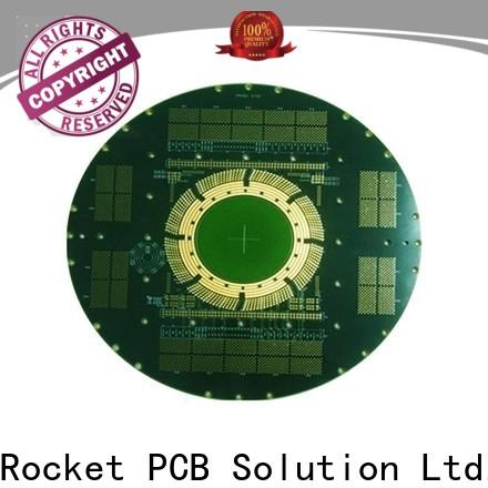 Rocket PCB packaging ic substrate pcb communicative equipment for equipment