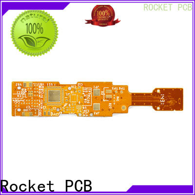 Rocket PCB multi-layer flexible circuit board flex for automotive