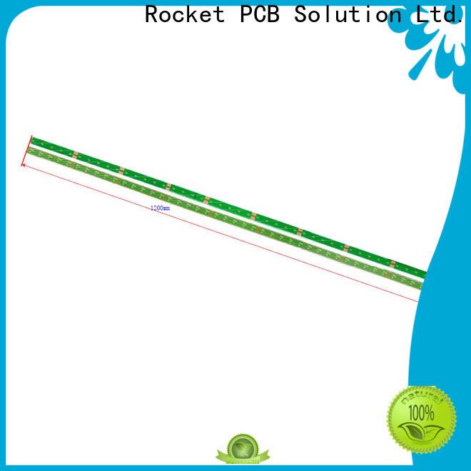 Rocket PCB format large format pcb circuit smart house control
