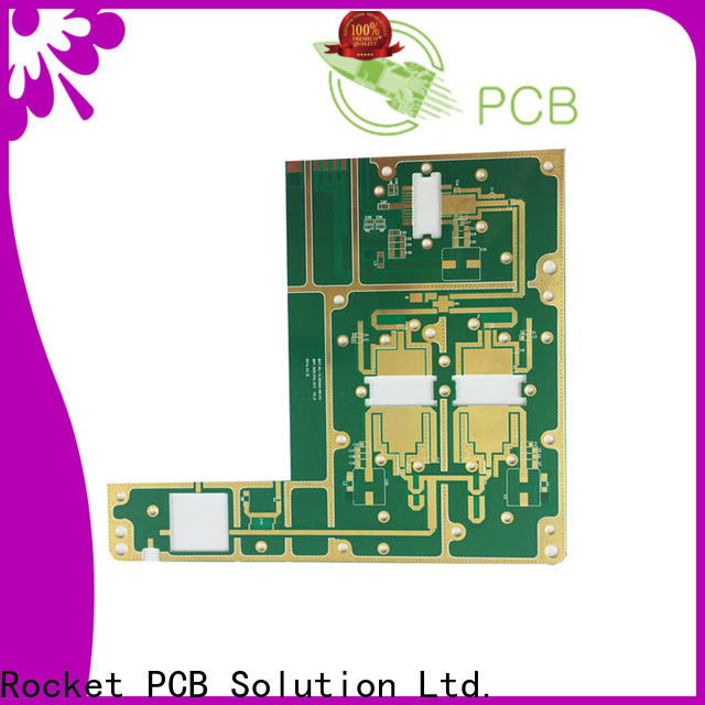 Rocket PCB micro-wave microwave PCB production cheapest price industrial usage