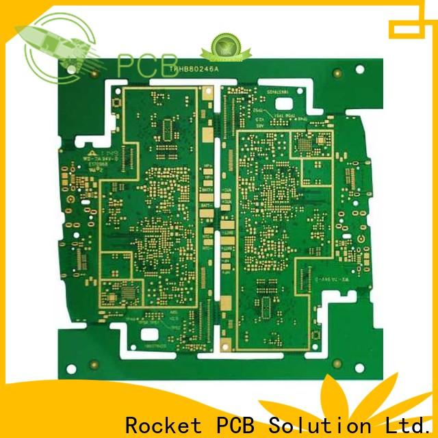 Rocket PCB hdi HDI pcb fabrication board wide usage