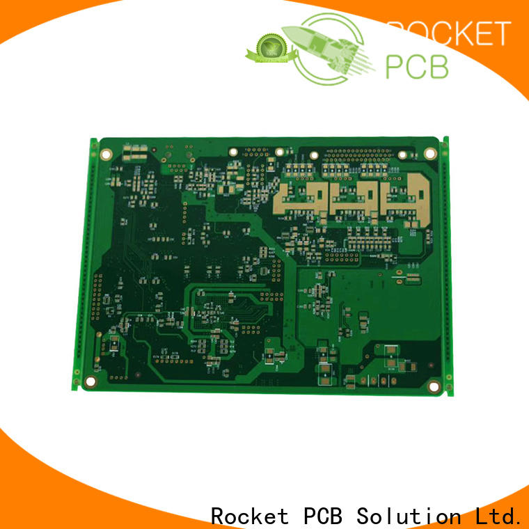 Rocket PCB board power pcb maker for digital product