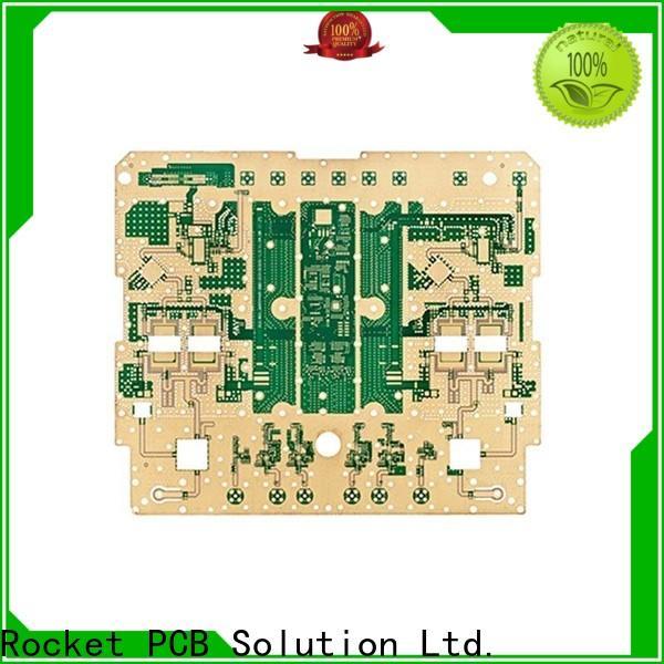 Rocket PCB customized RF PCB production cheapest price instrumentation