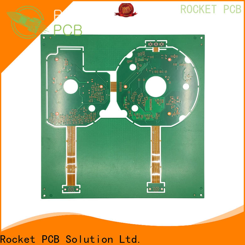 Rocket PCB printed rigid flex pcb manufacturers top brand industrial equipment