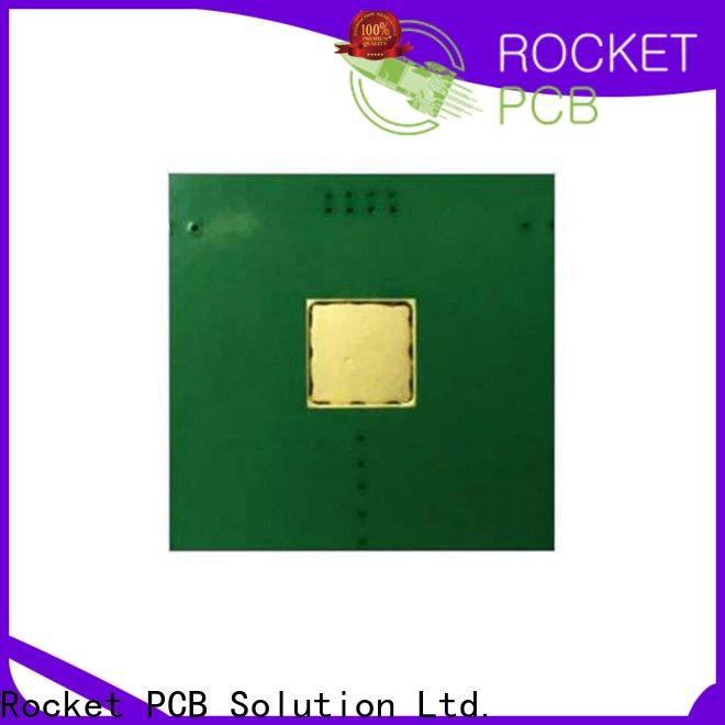 Rocket PCB coinembedded pwb manufacturer pcb for electronics