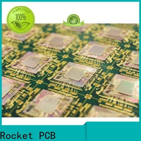 Rocket PCB wire aluminum wire bonding process bulk fabrication for automotive