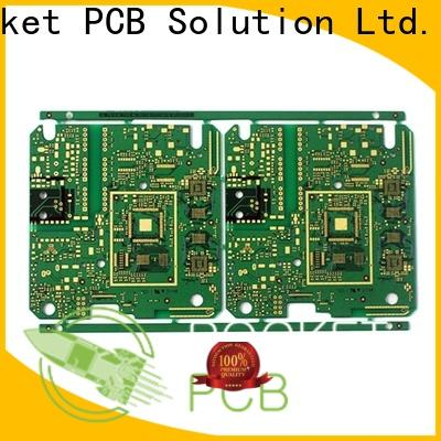 Rocket PCB stagger pcb manufacturing process hdi bulk production