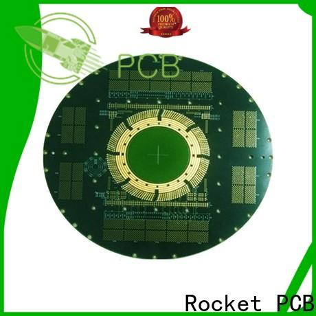 Rocket PCB packaging pcb products circuit for equipment
