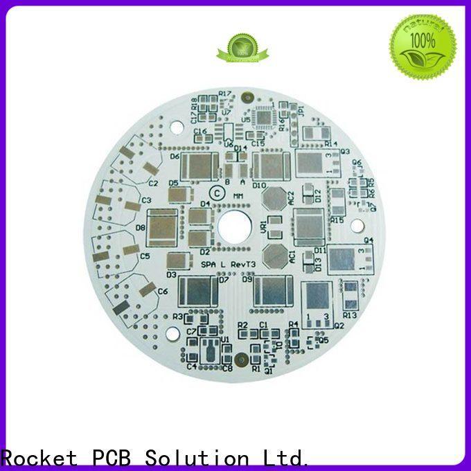 Rocket PCB aluminum led pcb led for equipment