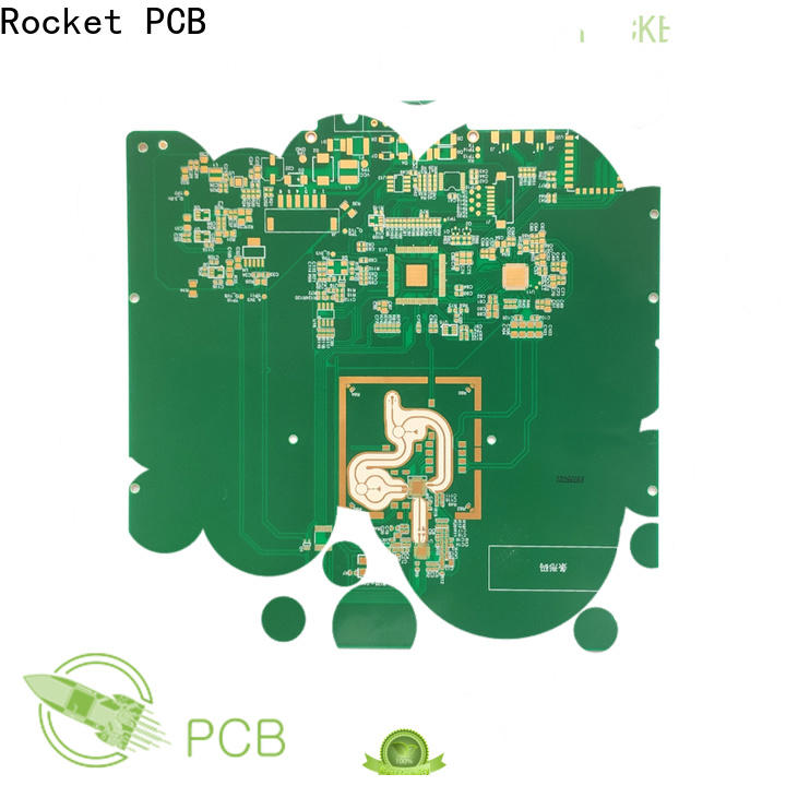Rocket PCB structure material pcb material for digital product
