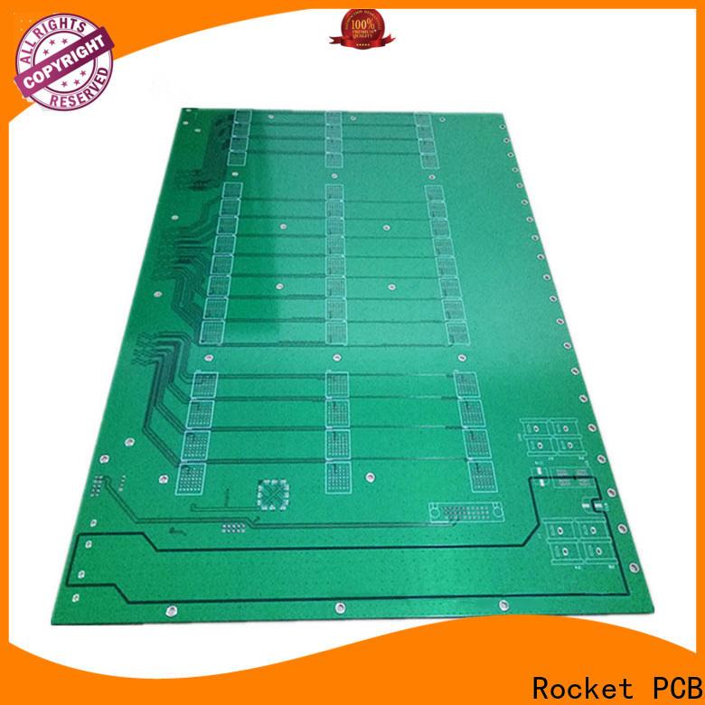 Rocket PCB size pcb supplies scale smart house control
