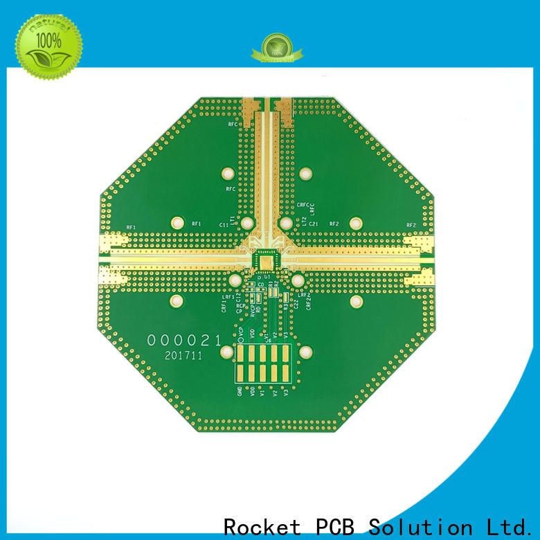 Rocket PCB production hybrid pcb rogers for digital product
