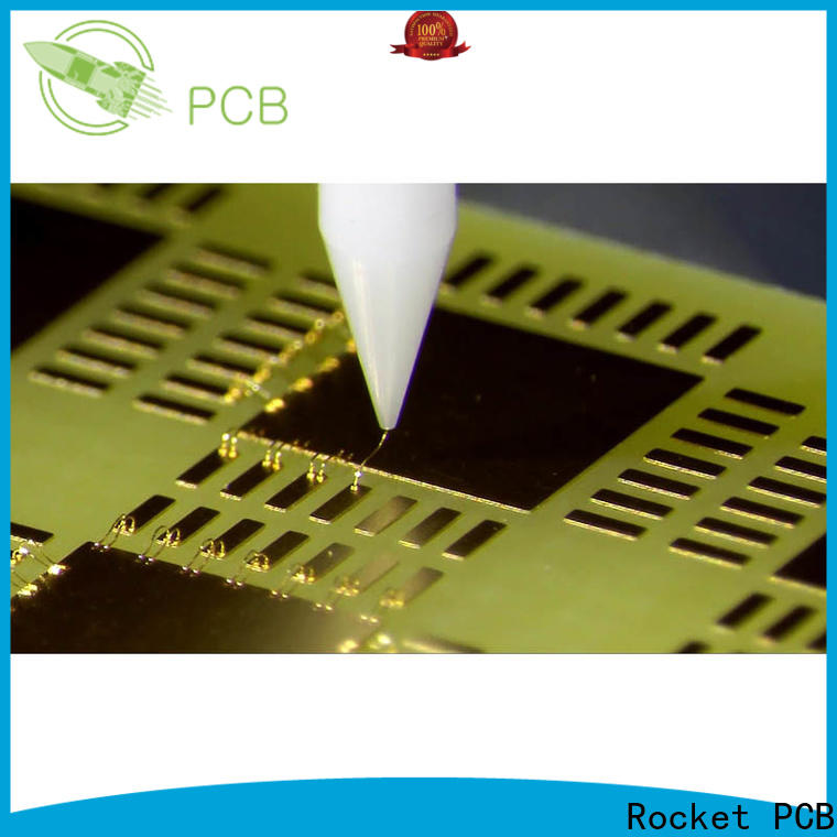 Rocket PCB top brand printed circuit board industry wire for digital device