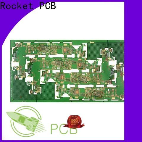 Rocket PCB free sample double layer pcb anylayer
