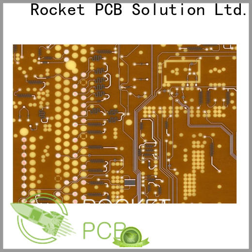 Rocket PCB manufacturing embedded pcb resistors for wholesale