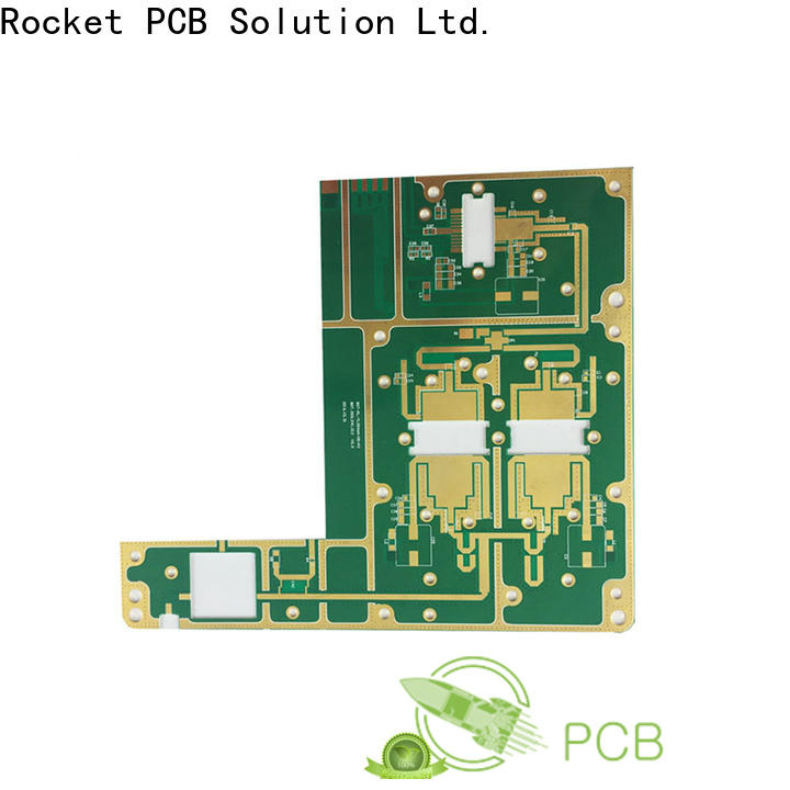 Rocket PCB high frequency RF PCB production bulk production industrial usage