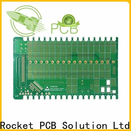 Rocket PCB multi-layer pcb order industry
