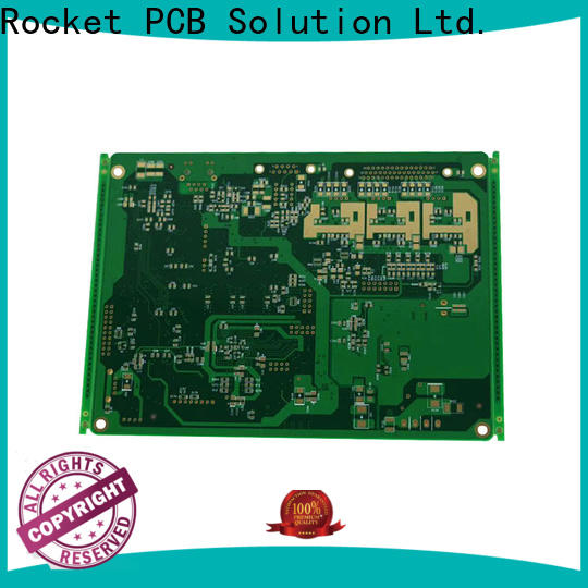 Rocket PCB maker heavy copper pcb conductor for digital product