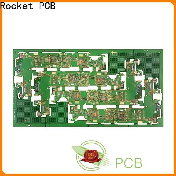 Rocket PCB multi-layer custom circuit board manufacturers hdi